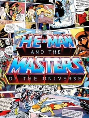 He-Man and the Masters of the Universe comic covers