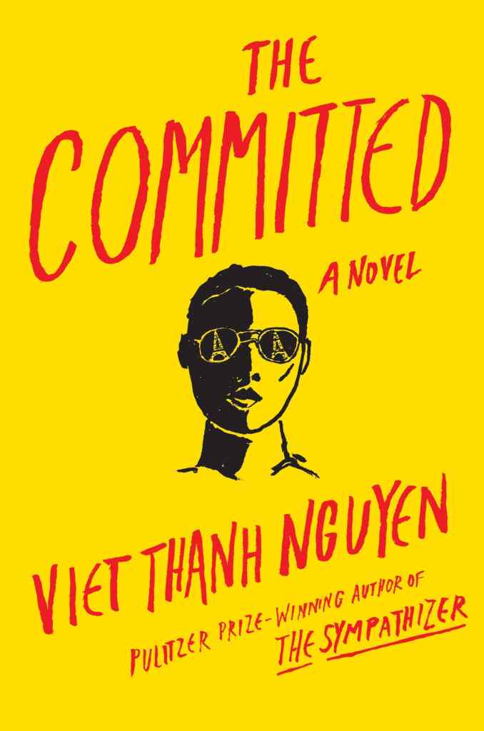 The Committed by Viet Thanh Nguyen book cover