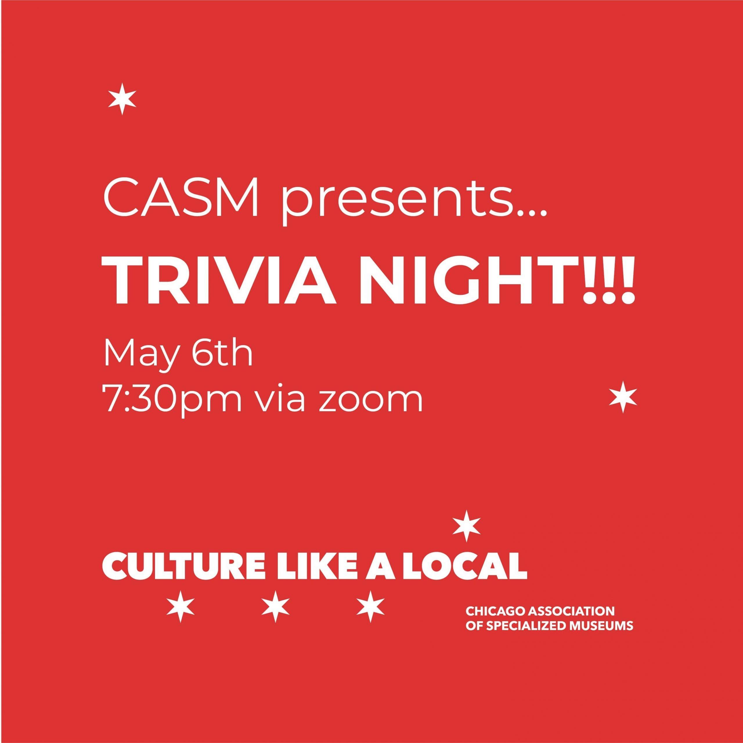 CASM Trivia Night