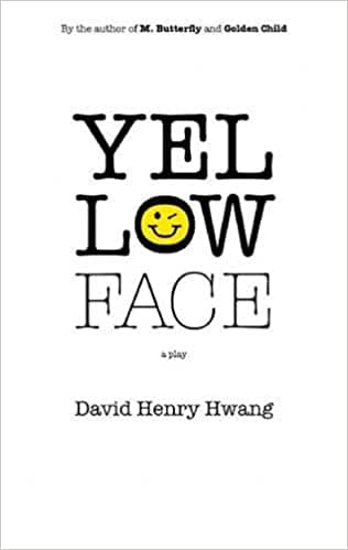 Yellow Face by David Henry Hwang book cover