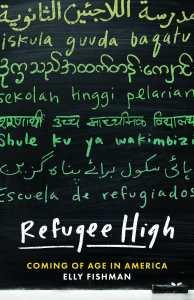 Refugee High book cover