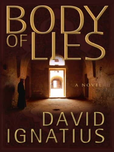 Body of Lies by David Ignatius book cover