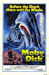 Moby-Dick film poster