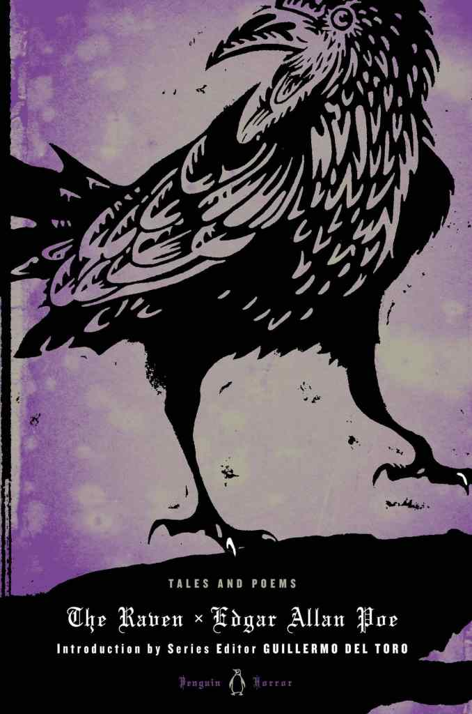 The Raven: Tales and Poems by Edgar Allan Poe book cover