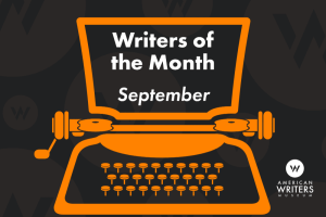 Writers of the Month: September