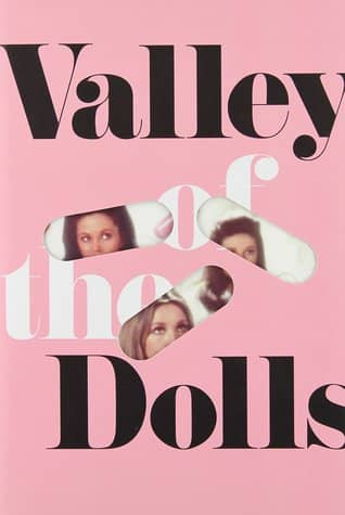 Valley of the Dolls by Jacqueline Susann book cover