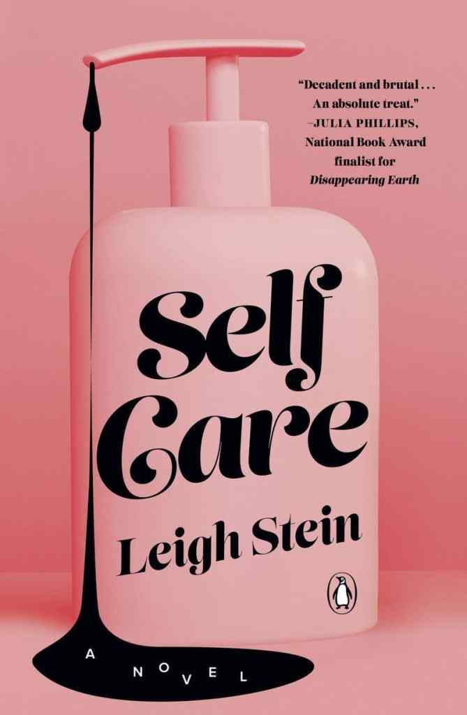 Self Care by Leigh Stein book cover