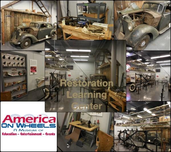 Education - Antique Auto Museum Allentown Pa America