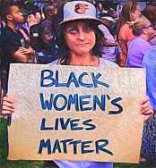 Black women matter