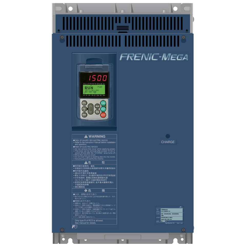 VFD Drives - Industrial Power Inverter AC Drives | Fuji