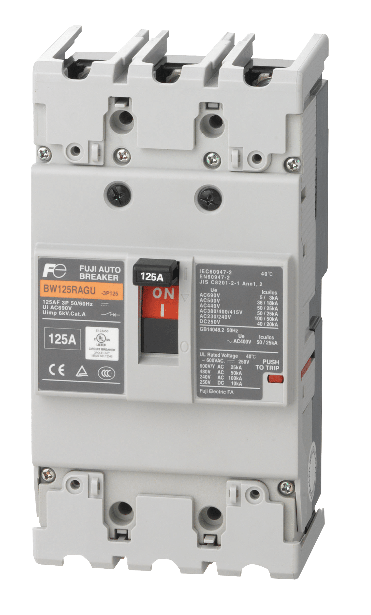 Molded Case Circuit Breakers Mccb Manufacturer Fuji Electric How Do I Change A Fuse In Breaker Box
