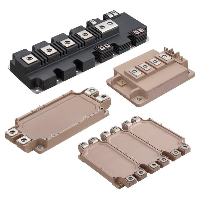 IGBT Modules - IGBT Inverter Semiconductors | Fuji Electric