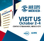 Fuji Electric to Exhibit at the AHR EXPO MEXICO 2018