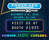 Fuji Electric to Exhibit at Power-Gen International 2018