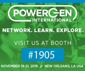 Fuji Electric to Exhibit at Power-Gen International 2019