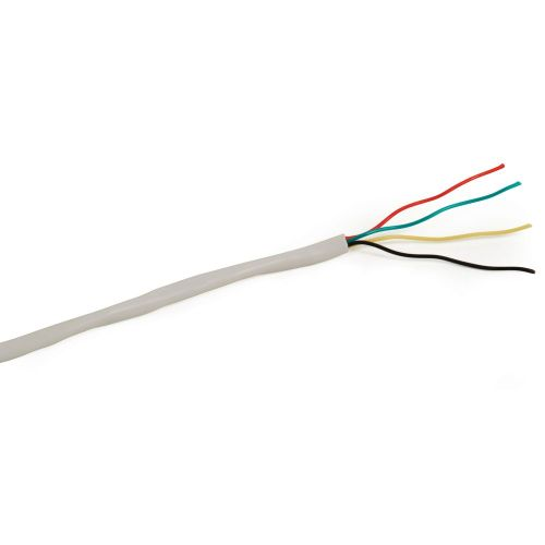 small resolution of wire cat3 cm 2pr 24awg beige clrcd r g bk y 1000ft box