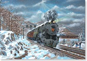 Christmas Cards Americas Best Train Toy Amp Hobby Shop