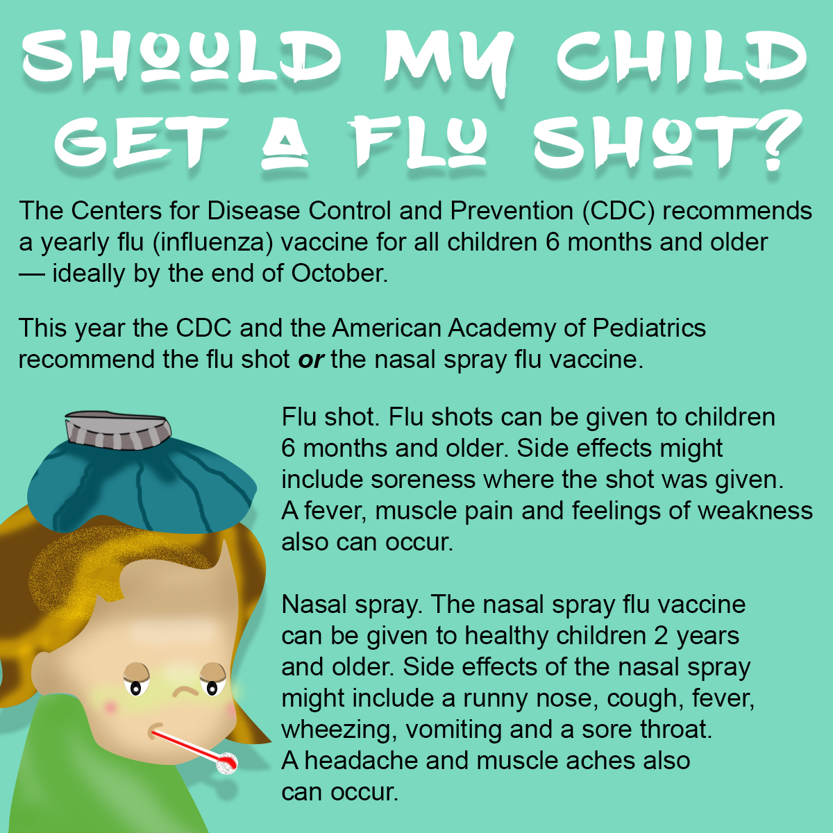 Vaccination Debate: Flu Shot or Not? | Woodlands Online Blogs ...