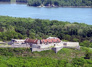Fort Ticonderoga - Ticonderoga, NY