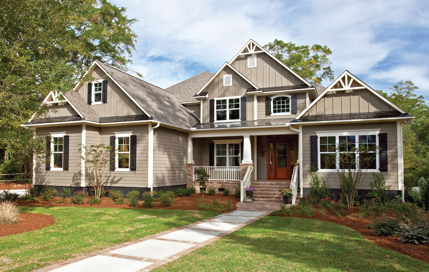 4bedroom House Plans  America's Home Place