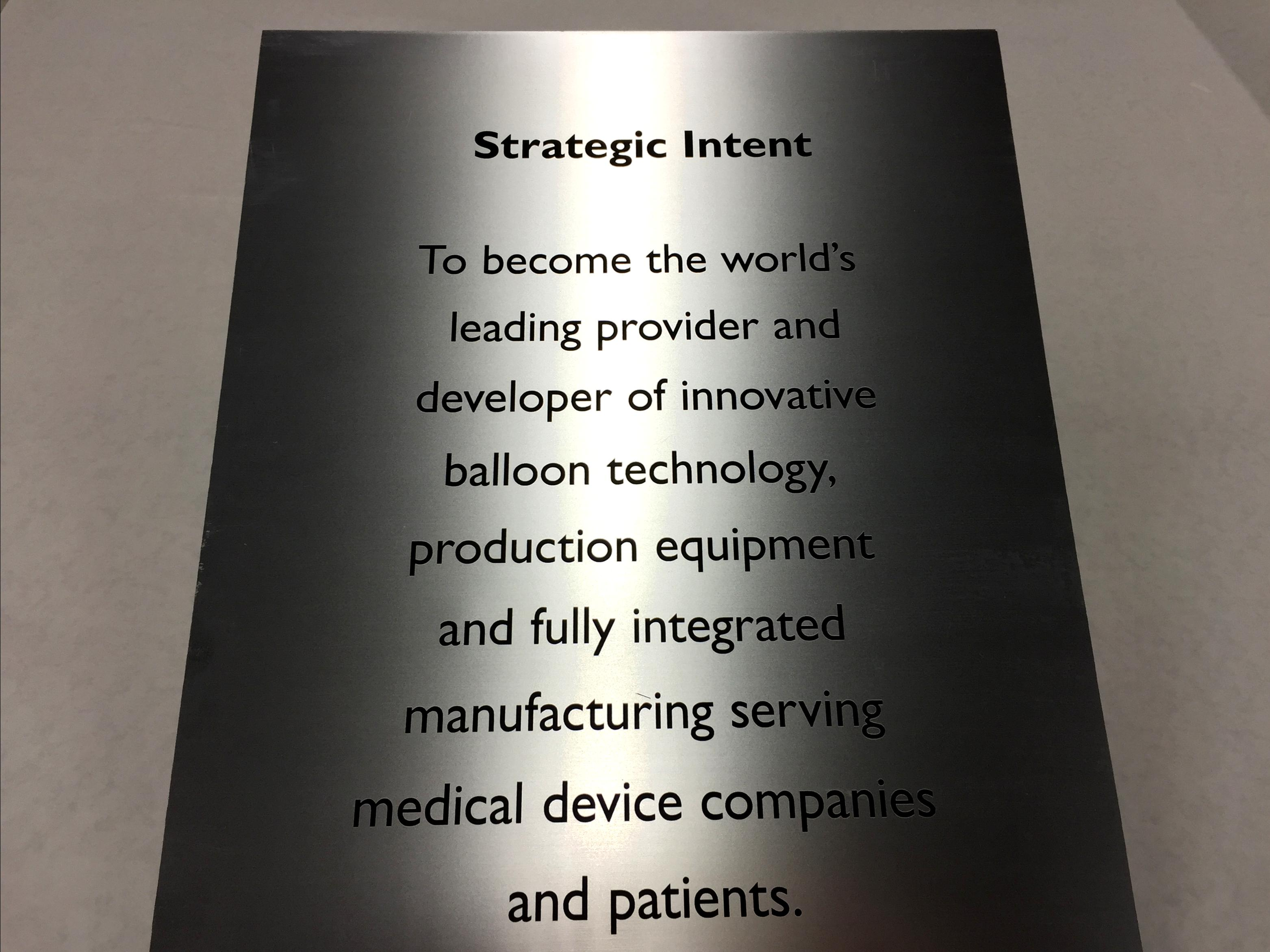 Laser Engraved Plaques  Americas Instant Signs
