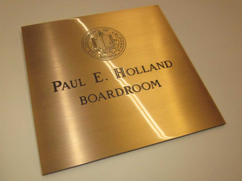 etched metal plaques america