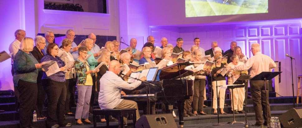EVENT: Community Hymn Sing & Concert at Davisville Church