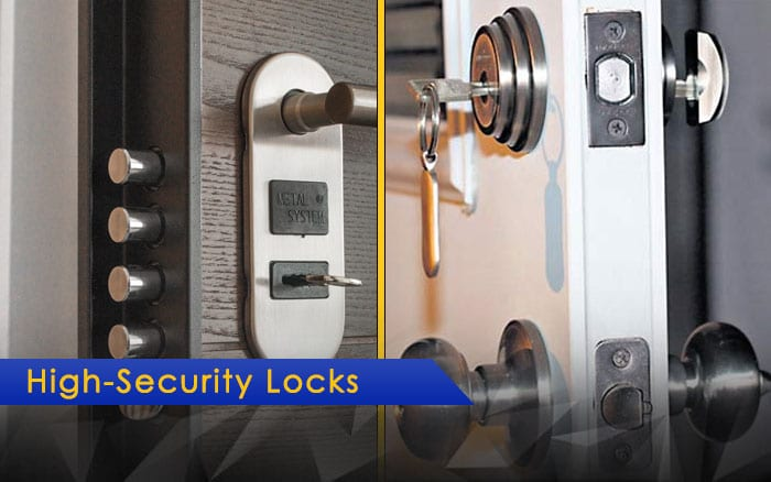 High-Security Locks