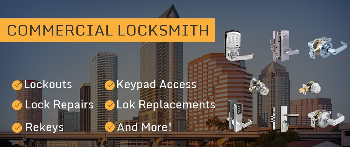 business locksmith