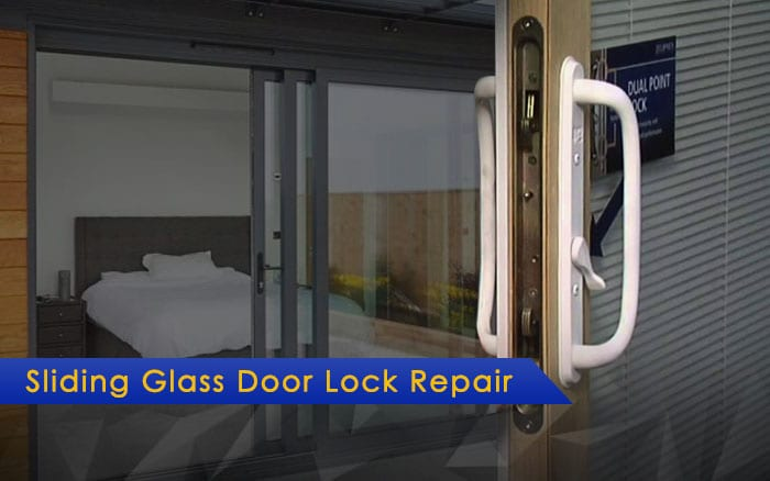 Sliding Glass Door Lock Repair