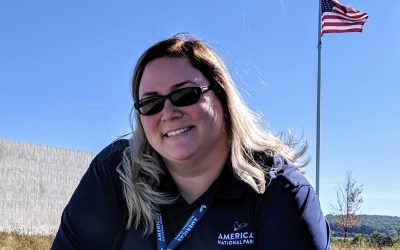 Meet Chastity – Assistant Store Manager, Flight 93 National Memorial