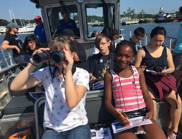 EN Grant Helps Fund Educational Programs at Salem Maritime NHS