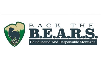 Eastern National and Cumberland Gap National Historical Park Back the BEARS