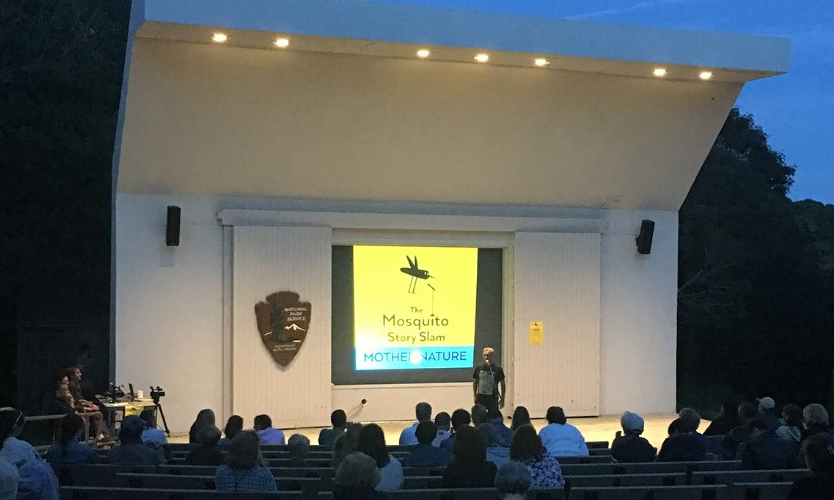 America's National Parks™ Presents Mosquito Story Slam at Cape Cod National Seashore