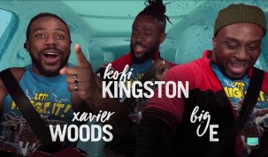 Carpool Karaoke: The Series - WWE's The New Day - BONUS CLIP - Apple TV app