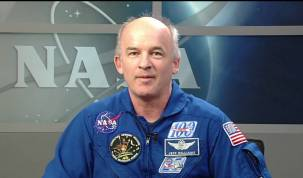 Record Breaking NASA Astronaut Discusses His Recent Mission