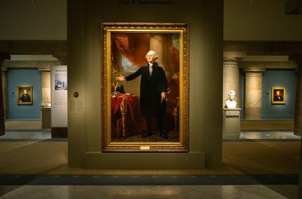 Visit America' Presidents National Portrait