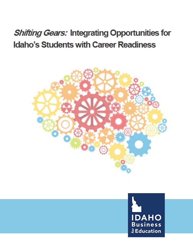 Shifting Gears: Integrating Opportunities with Career Readiness
