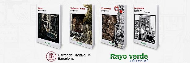 Presentacin de las obras del escritor argentino Juan Jos