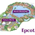 Epcot Map Showcase