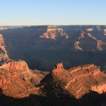 Der Grand Canyon Nationalpark in USA