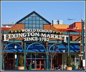 Lexington Market Baltimore