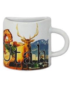 Utah Mug Magnet