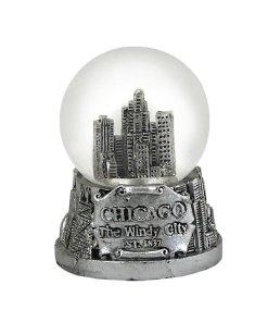 Chicago 45mm Snow Globe