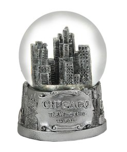 Chicago 65mm Snow Globe