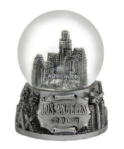 Los Angeles 65 mm Snow Globe