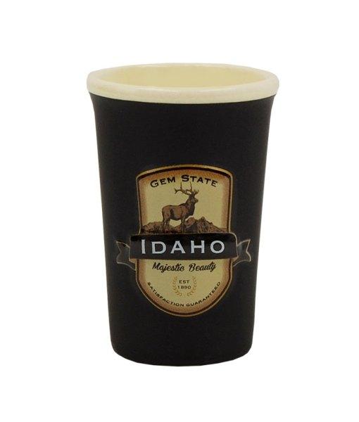 Idaho Emblem Shot