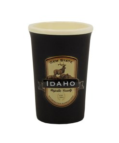 Idaho Emblem Shot
