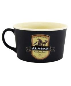 Alaska Emblem Bowl