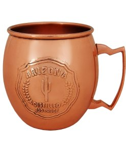 Arizona Copper Mule Mug